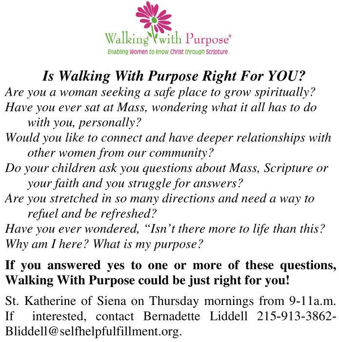 Walkingwithpurpose