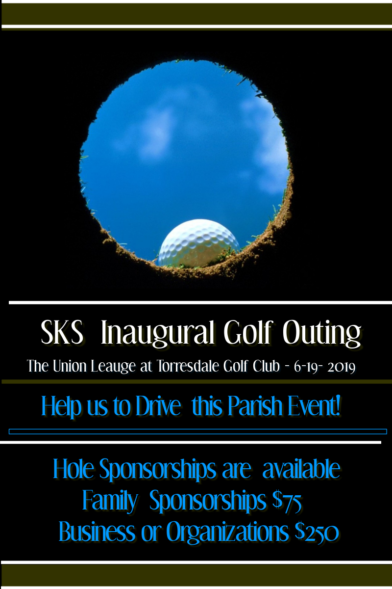 Copy of Golf sponsorship